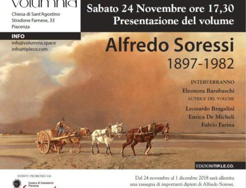 """Presentazione del Volume """"Alfredo Soressi 1897-1982"""""""